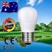 AKESI 3.5W LED Light Frost Globe Bulb - E27 Base