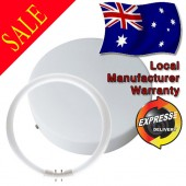 LUMMAX Alaska T5 Energy Efficient Incl Oyster Ceiling Light 70cm ( 40W / 62W )