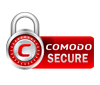 lighting online store secured by comodo